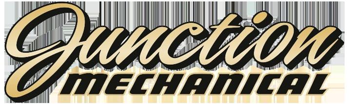 Junction mechanical logo